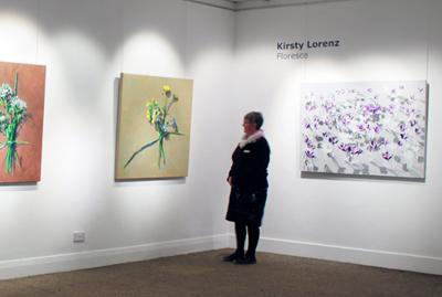 'Floresce' Exhibition Images