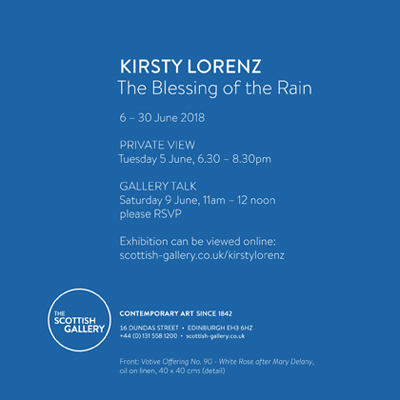 Solo Exhibition at The Scottish Gallery