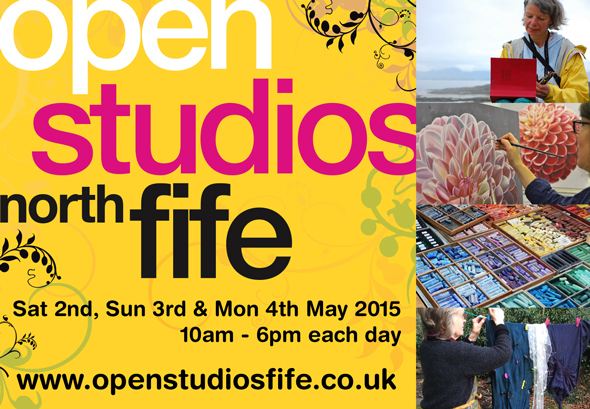 Kirsty Lorenz, Open Studios North Fife