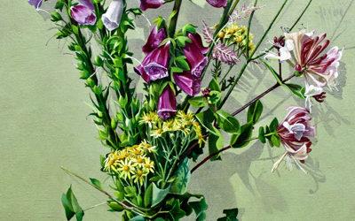 Wild Poison on exhibition in St. Andrews
