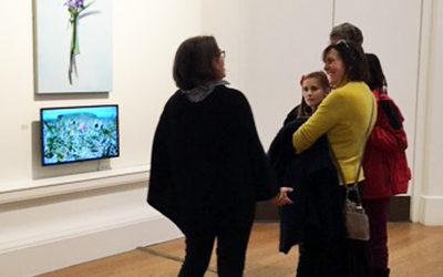 New Work in SSA Exhibition in Edinburgh