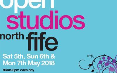 OPEN STUDIOS MAY 2018