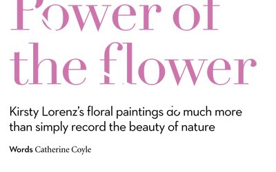 Featured in Homes and Interiors Magazine