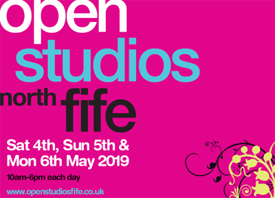 Open Studios 4th, 5th and 6th May 2019